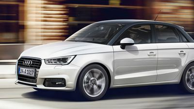 The Audi A1 Sportback was rated the best value premium small car under $50,000, with the Mini One 3dr coming second, and the Peugeot 308 Allure HDi coming third. (Supplied)
