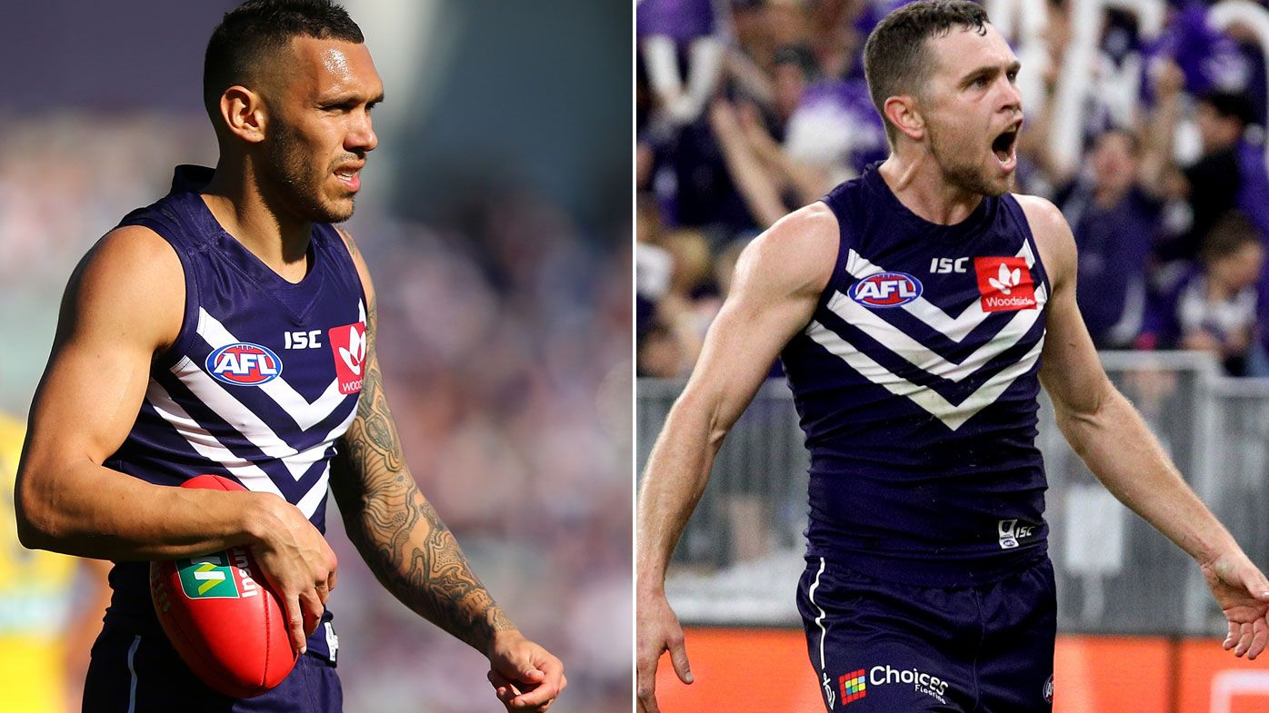 Fremantle re-sign Bennell and Ballantyne