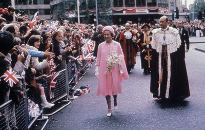 Queen's Silver Jubilee, June 1977