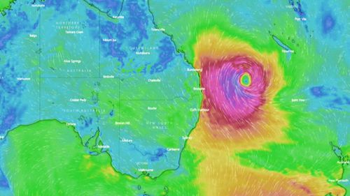 South East Queensland is bracing for more wild weather as a tropical storm passes through the Pacific.