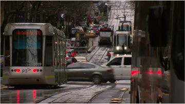 Commuter chaos is expected in Melbourne today as hundreds of tram drivers walk off the job for better pay and working conditions.
