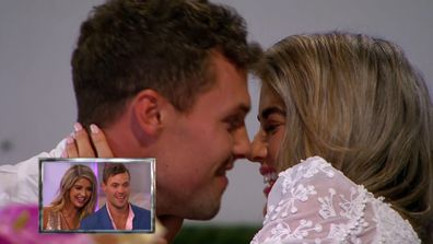 Anna and Josh's journey through Love Island Australia