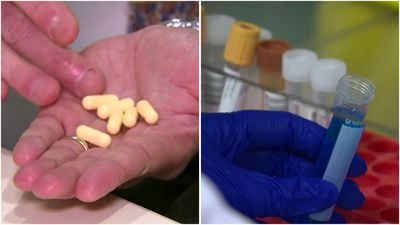 Drug trial gives dementia patients 'hope'