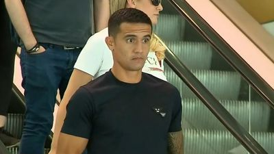 Tim Cahill's Socceroos farewell match: Australia's greatest in green and gold
