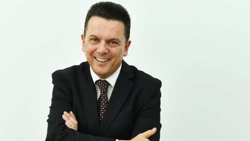 Nick Xenophon launches 'SA Best' party