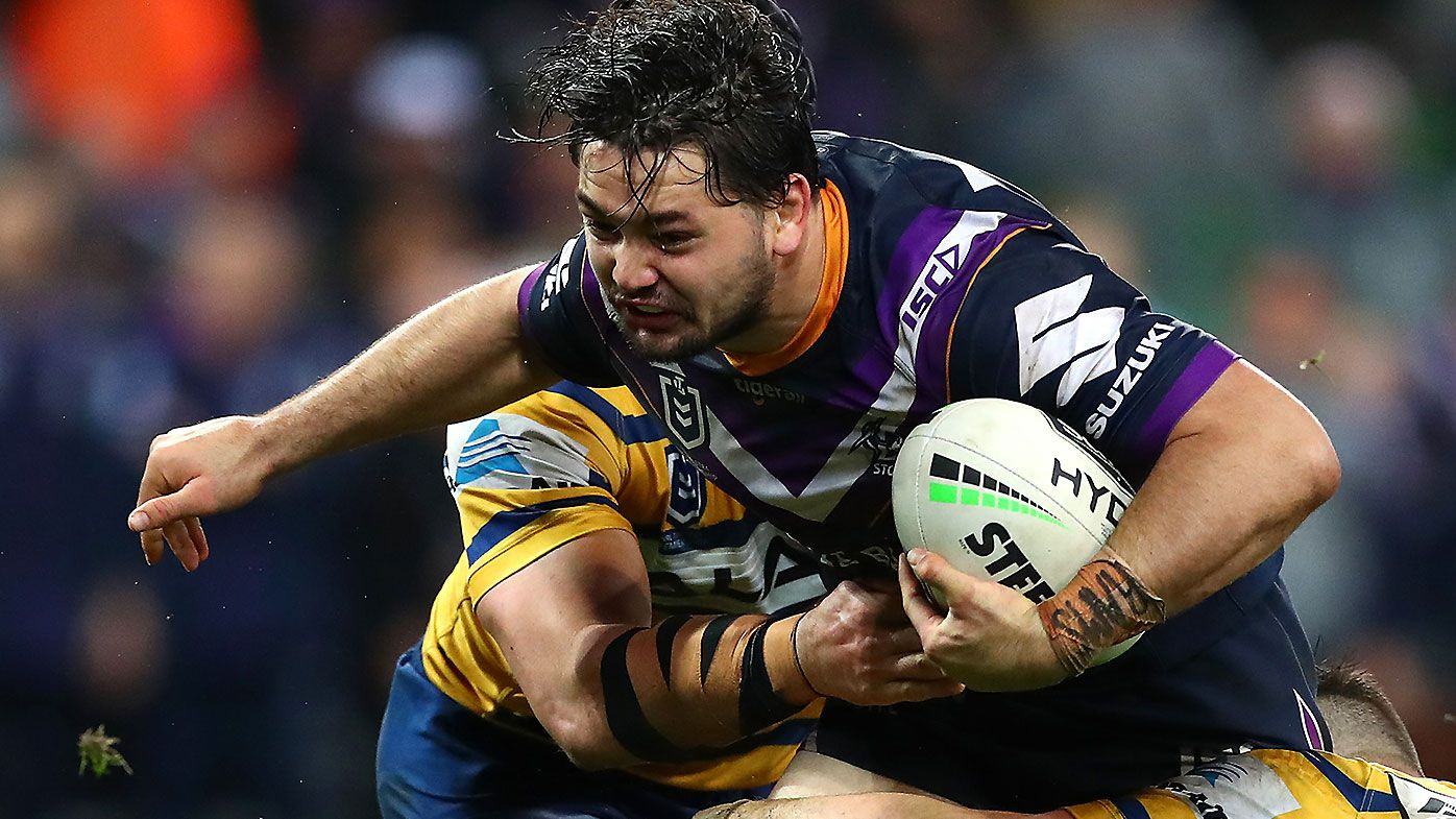 EXCLUSIVE: Gold Coast Titans urged to chase Melbourne Storm star hooker Brandon Smith
