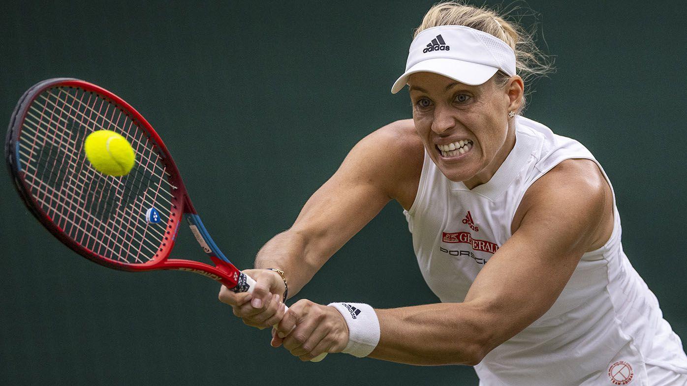 Wimbledon 2021: Angelique Kerber books Ash Barty semi-final, Sabalenka vs Pliskova