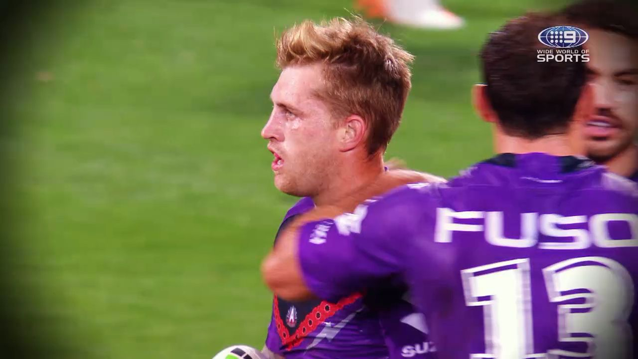 Melbourne Storm not fazed by most-hated NRL tag