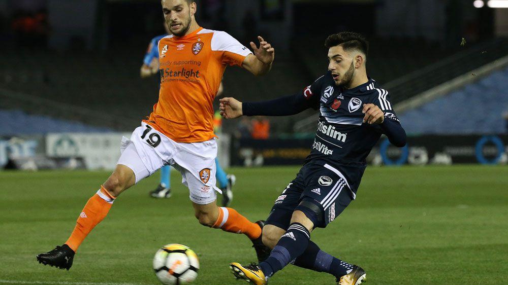 A-League: Brisbane Roar prolong Melbourne Victory's winless misery