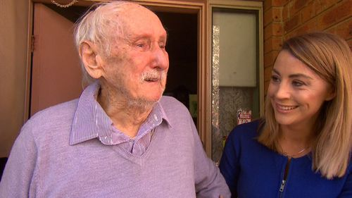 Wilfred Anderson is terminally ill and cares for his disabled daughter.