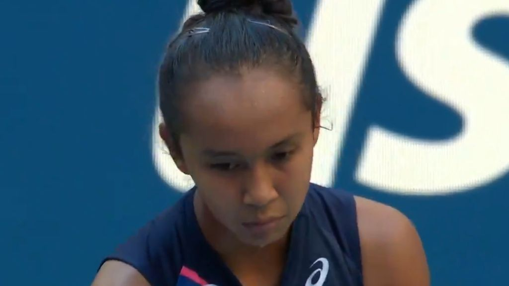 Canadian teenager Leylah Fernandez continues US Open surge with another big scalp