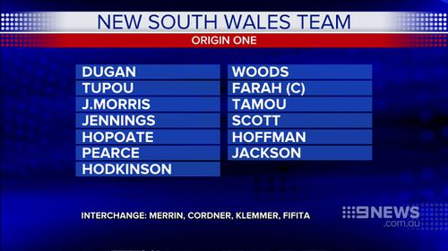 A number of younger players have entered the Blues side. (9NEWS)