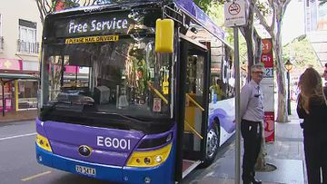 Brisbane's first electric buses are due to hit the street from next week, with 9News given the exclusive first look inside.