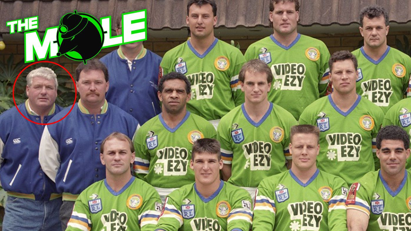 The Mole: rugby league world mourns the loss of former coach Graham 'Buck' Rogers