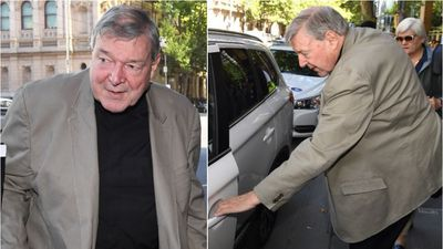Several sex charges against Pell to be withdrawn