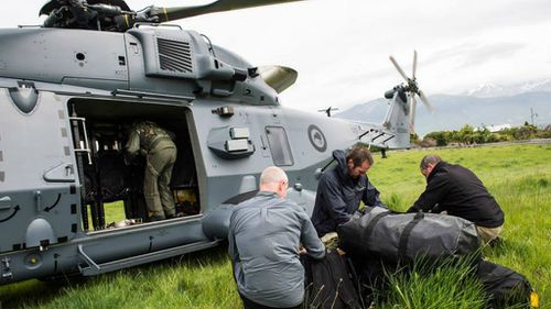 130 evacuated from NZ quake areas