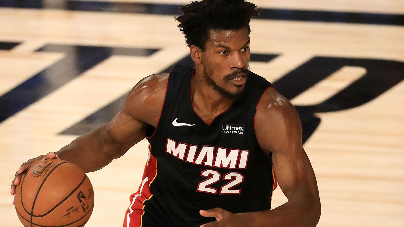 Jimmy Butler leads Miami to game 5 victory over Lakers, Danny Green misses 'wide open' shot in dying seconds