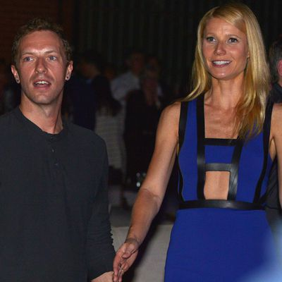 Chris Martin and Gwyneth Paltrow: Married 10 years, (December 2003 to March 2014)