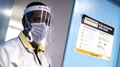 Coronavirus rising in Brazil
