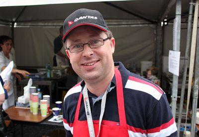 Qantas CEO Alan Joyce</br>