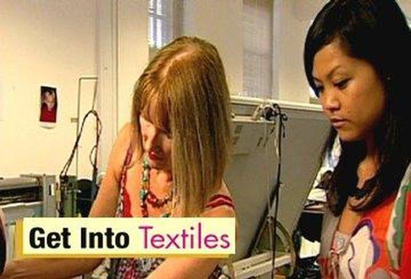 Get Into Textiles