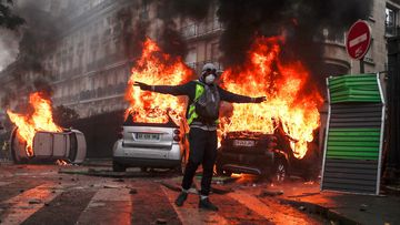 TODAY IN HISTORY: Yellow vest protesters storm streets of France