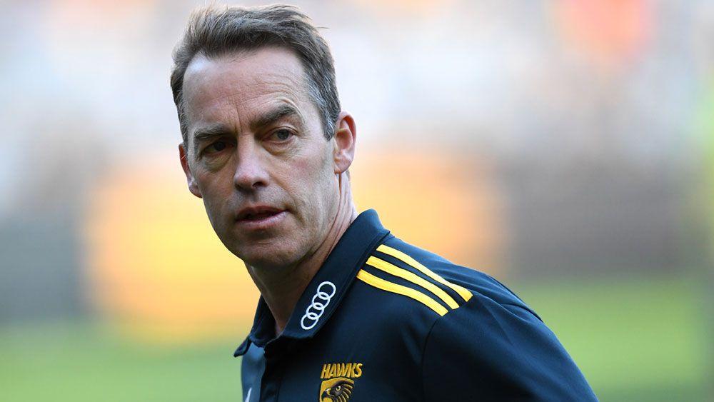 Hawthorn coach Alistair Clarkson reflects on AFL Hawks record
