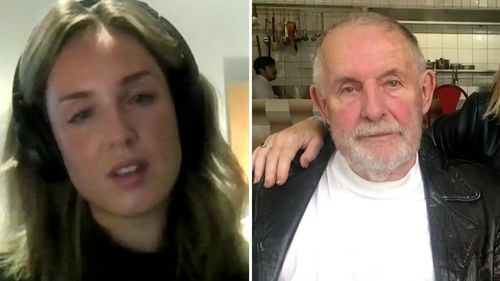If Anna Coffey wants to see her father, who is in palliative care in Victoria, she has to prove he is sick enough before forking out $8,000 on a charter flight to the state.