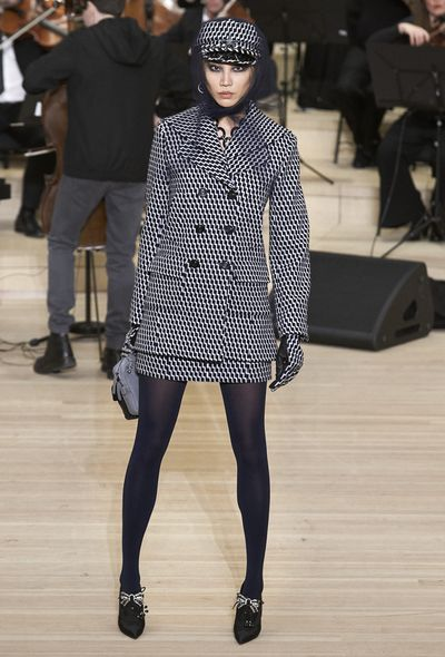 Chanel metiers d'art Paris-Hamburg collection '17/'18