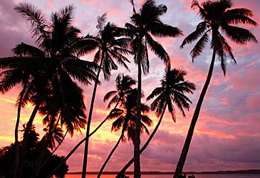 Daily Quiz: Which explorer dubbed Tonga the Friendly Islands?
