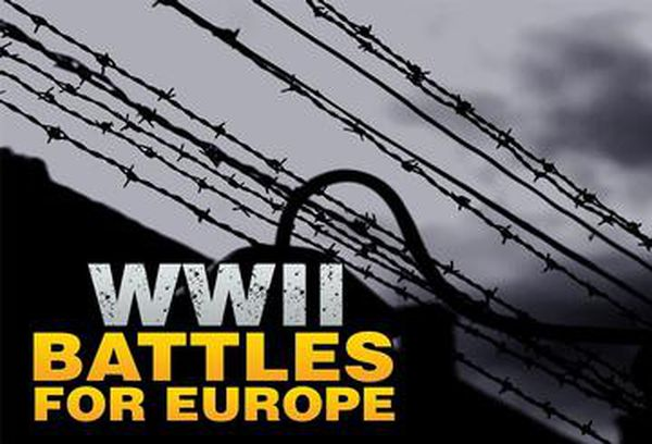 WWII Battles For Europe