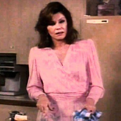 Marsha Mason as Polly Cronin: Then