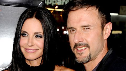David Arquette is going to be on his ex Courteney Cox's TV show