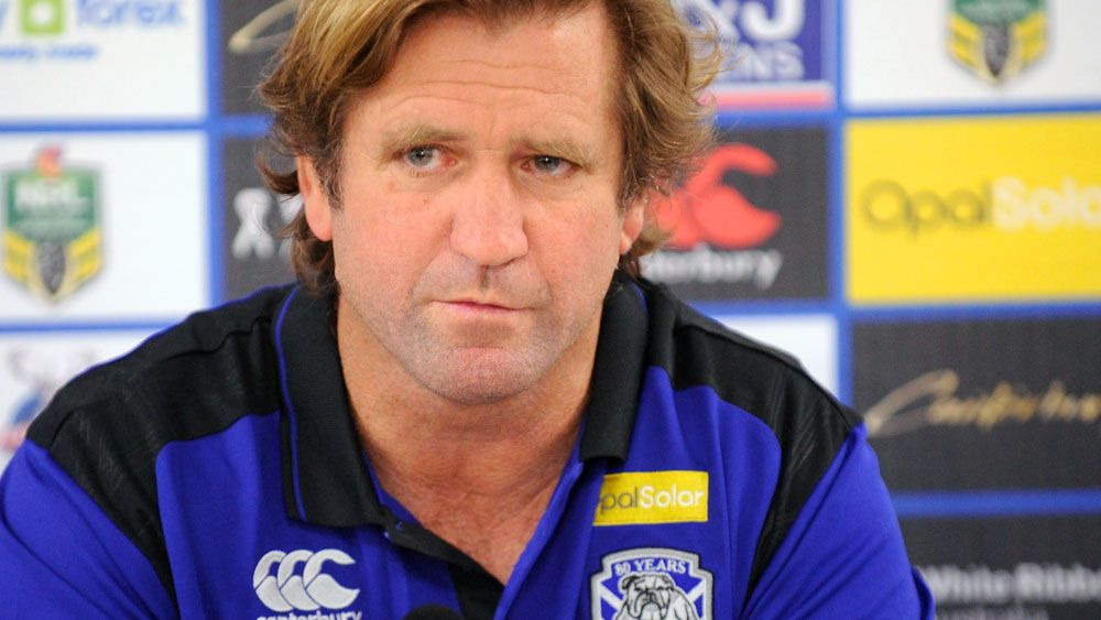 Hasler concedes Bulldogs have been off their game