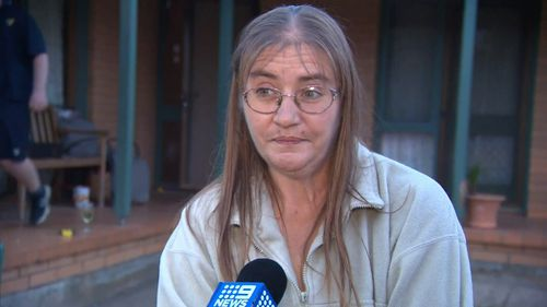 Neighbours are shocked and worried by the news. (9NEWS)