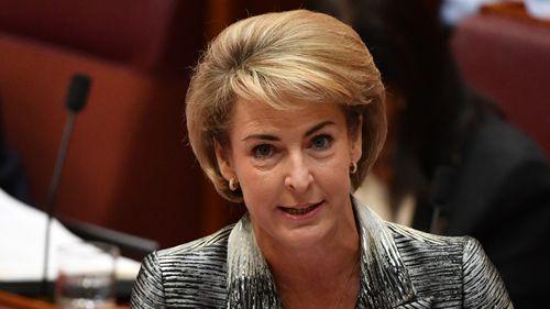 Senator Michaelia Cash