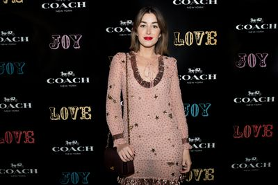 <p>Another week, another luxury store opening but&nbsp;Coach&nbsp;decided to step outside of the Sydney Westfield box to celebrate their latest boutique.</p> <p>To fit with the American label's recent image upgrade Coach called on every Instagram star worth their likes to trudge up the stairs of former rock haunt Kinsellas in Taylor Square.</p> <p>Squeezed into Stuart Vevers Western-influenced designs, the social set gravitated towards the photo walls to spread the word of the new store's arrivals, before moving onto the bowling ally and arcade games.</p> <p>Prepare for a bout of influencer influenza and click on.</p> <p>Carmen Hamilton&nbsp;at the Coach launch, Sydney.</p>
