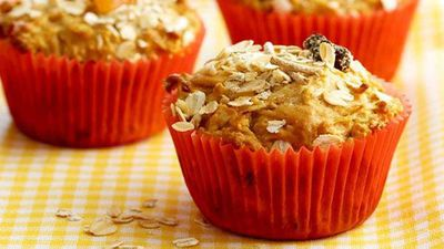 "<a href=""http://kitchen.nine.com.au/2016/05/19/11/24/bircher-muesli-muffins"" target=""_top"">Bircher muesli muffins</a> recipe"