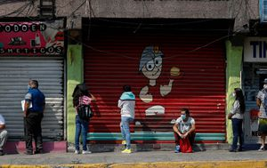 Mexico City reopens as coronavirus cases remain high
