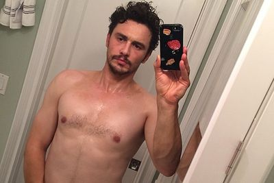 Katie's notoriously shy about her private life... so why not shake things up with a selfie-obsessed, Instagram oversharer like James Franco?<br/><br/>He's 36, she's 35... come on you two!<br/><br/>Image: Instagram