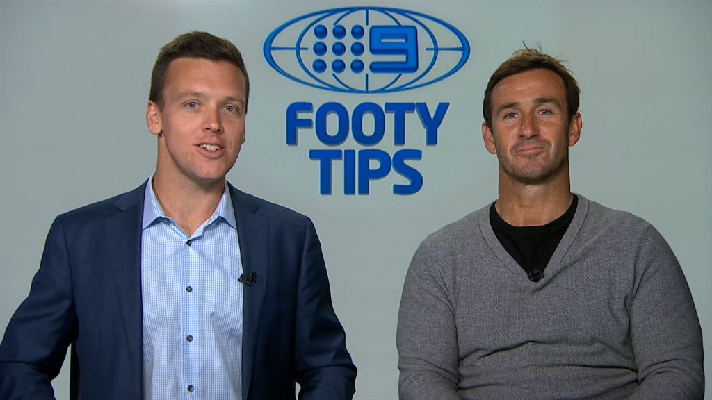 Joey tips the winners for NRL finals week one