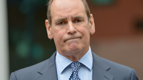Former British police chief constable Norman Bettison.