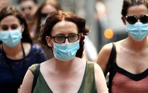 Face masks not compulsory in Victoria yet