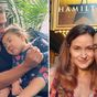 Hamilton star Miguel Cervantes reveals three-year-old daughter died in his arms