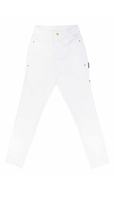"<p><a href=""http://www.petshopgirlsshop.com/collections/pants/products/scallop-detail-drop-crotch-trousers"" target=""_blank"">Pants, $150, MerciBeauCoup at Pet Shop Girls</a></p>"