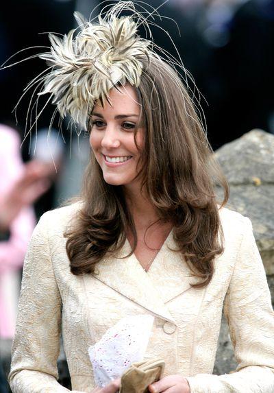 Fancy headwear, May 2006