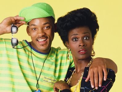 The Fresh Prince of Bel-Air, then and now, gallery, Will Smith, Janet Hubert