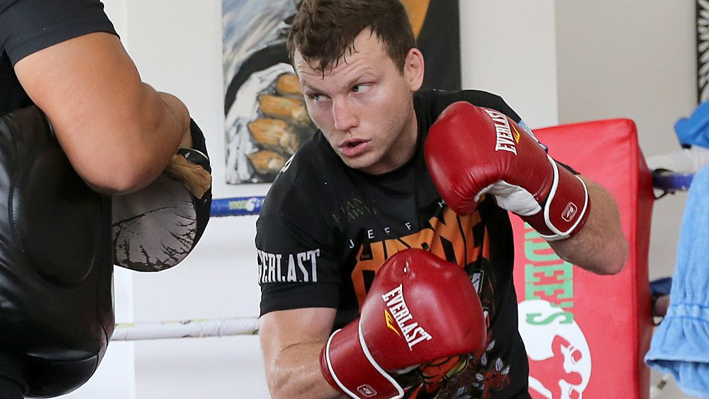 Horn camp agrees terms for Crawford fight