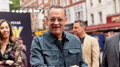 Tom Hanks goes meat-free on Mondays