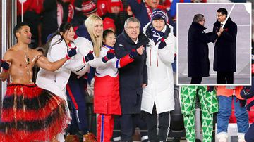 The 2018 Winter Olympics in South Korea have drawn to a close. (AAP)